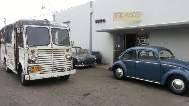 1952 Ford Other Delivery Van Original UPS Van