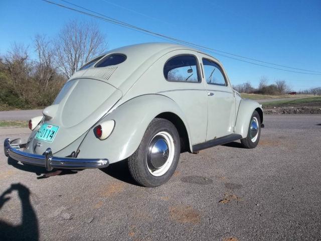 1952 volkswagen beetle split window mike wolfe american picker for sale photos technical. Black Bedroom Furniture Sets. Home Design Ideas