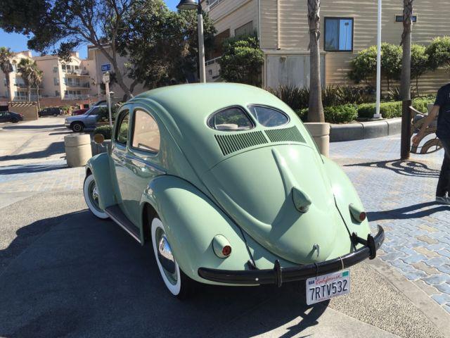 1952 vw beetle split window classic for sale photos for 1951 volkswagen split window