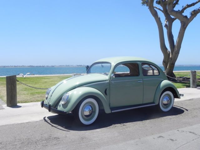 1952 vw beetle split window classic for sale photos for 1952 split window vw bug