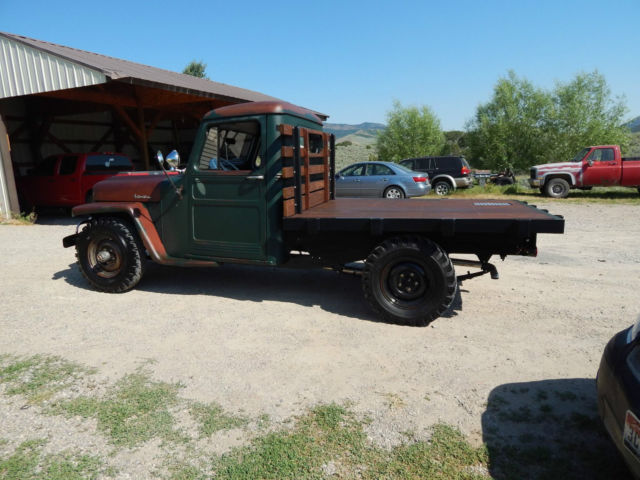 1952 Willys Willys