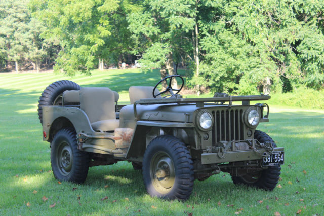 1952 Willys MB