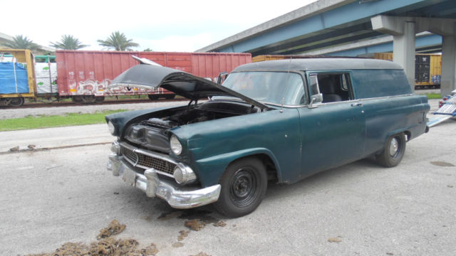 1953 1954 1955 1956 1957 1958 1959 1960 ford courier delivery rare station wagon for sale