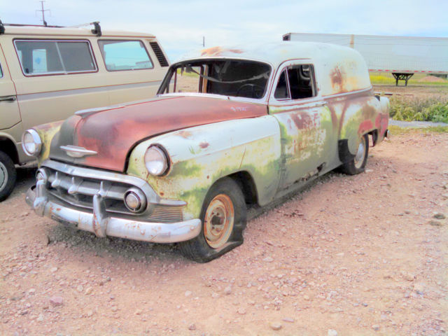 1953 Chevrolet Other Pickups Panel Truck