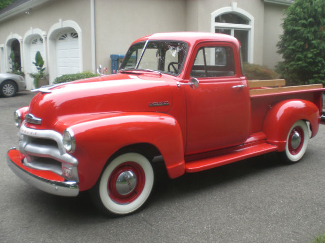 1953 54 chevrolet 3100 pickup truck 5 window for sale for 1953 5 window