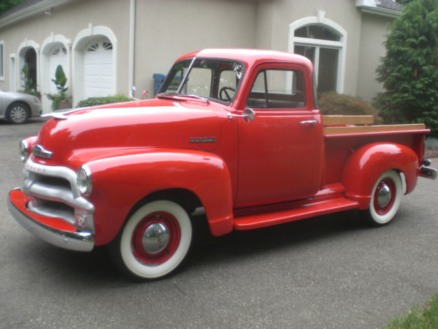 1953 54 chevrolet 3100 pickup truck 5 window for sale for 1953 chevrolet 5 window pickup for sale