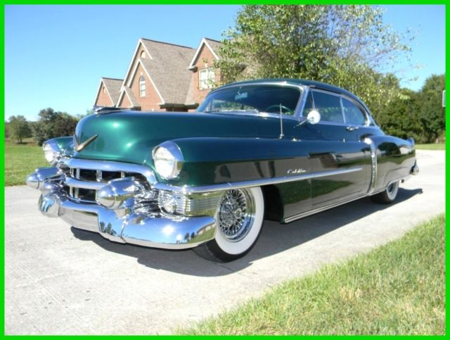 1953 Cadillac Fleetwood 62 Sport Coupe
