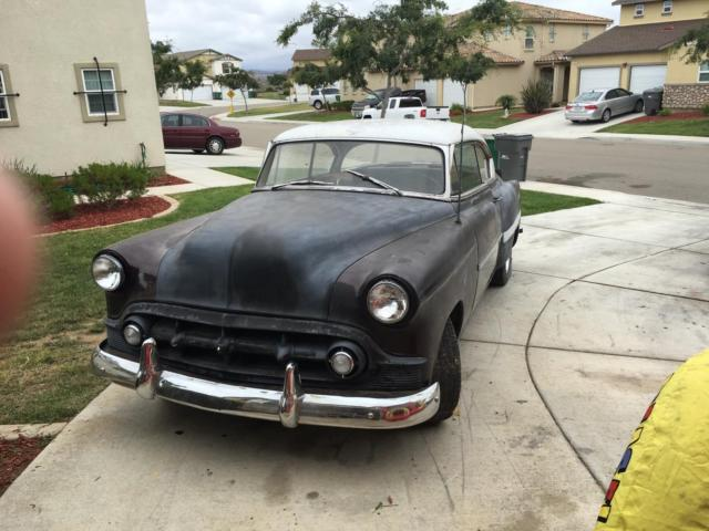 1953 bel air 2dr hardtop for sale photos technical for 1953 chevy belair 2 door hardtop