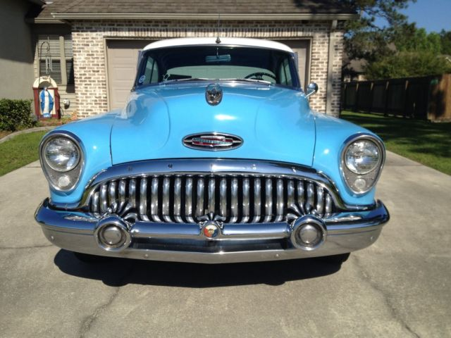 1953 Buick Other Riviera