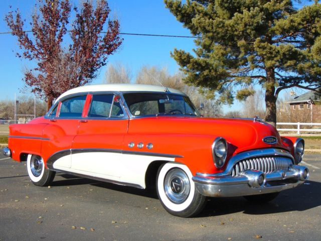 1953 Buick Other Super 8