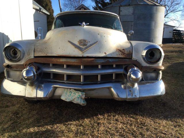 1953 Cadillac Coupe Deville For Sale Photos Technical