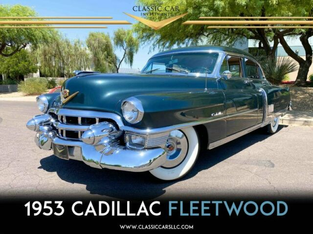 1953 Cadillac Fleetwood Series 60 Special