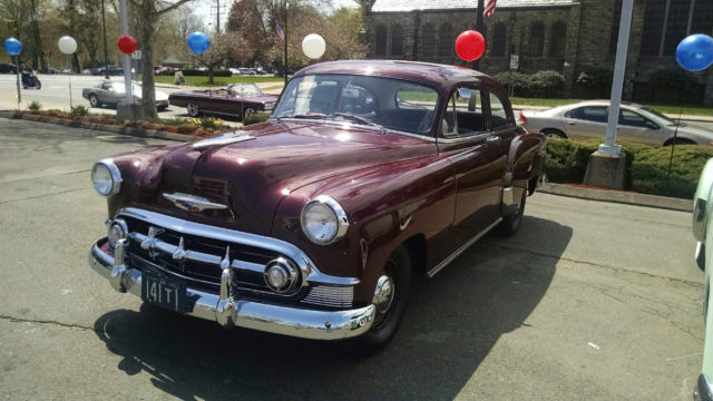 1953 Chevrolet Bel Air/150/210 150