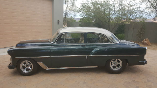 1953 Chevrolet Bel Air/150/210 150 Coupe