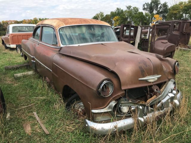 1953 Chevrolet Bel Air/150/210 210