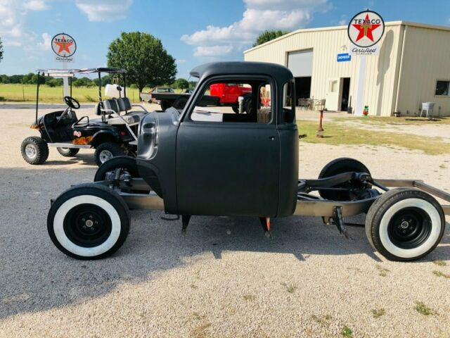 1953 Black Chevrolet Other Pickups 5 window cab project Roadster Shop chassis new she Pickup Truck with -- interior