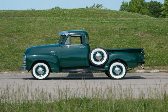 1953 chevrolet 3100 5 window pickup restored original inline 6 cylinder for sale photos. Black Bedroom Furniture Sets. Home Design Ideas