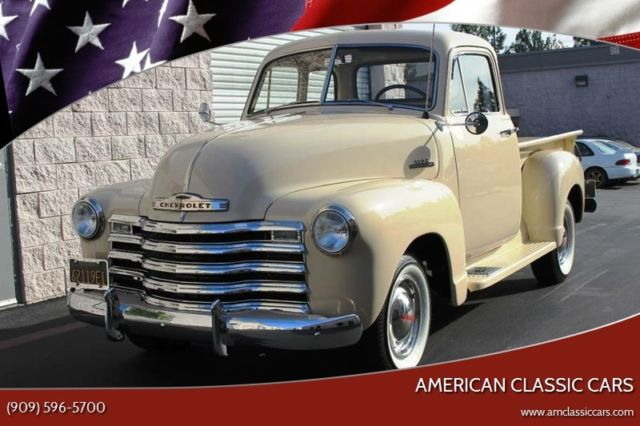 1953 Chevrolet Other Pickups Deluxe