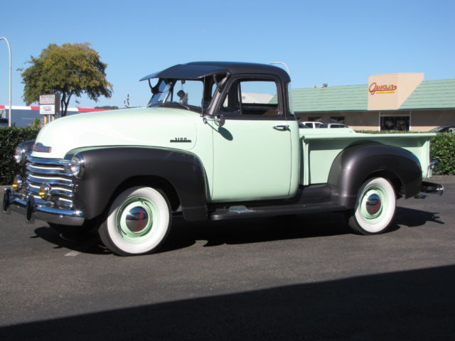 1953 Chevrolet Other Pickups 5 Window 3100