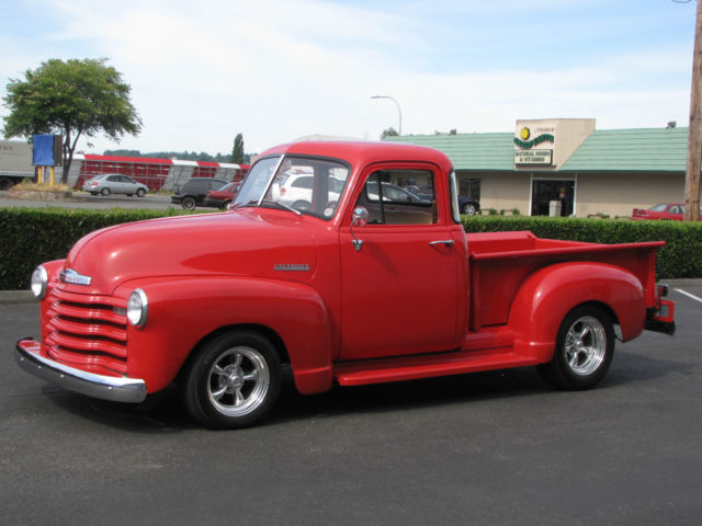 19530000 Chevrolet Other Pickups