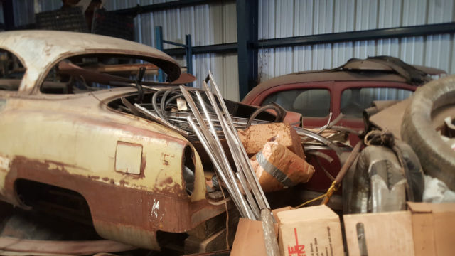 1953 Chevrolet Bel Air/150/210  Complete Body only