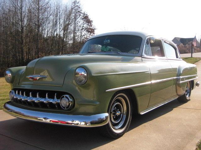 1953 chevrolet bel air sedan 4 door 3 8l 235 cu in 3 spd for 1953 belair 4 door