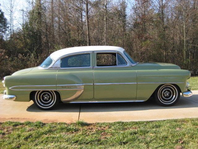 1953 chevrolet bel air sedan 4 door 3 8l 235 cu in 3 spd for 1953 chevrolet belair 4 door sedan