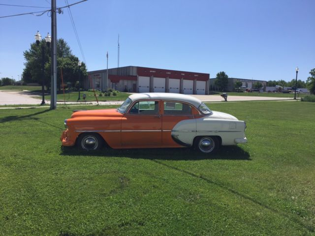 1953 Chevrolet Bel Air/150/210 belair series