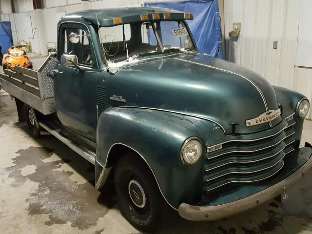 1953 Chevrolet Other Pickups 3600