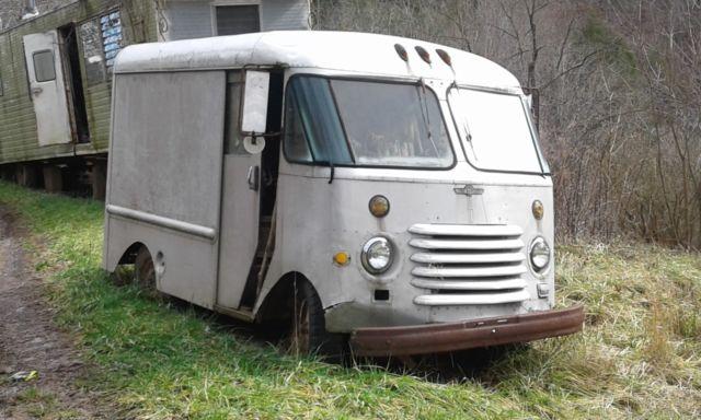 1953 Chevrolet Grumman Olson Step Van for sale: photos