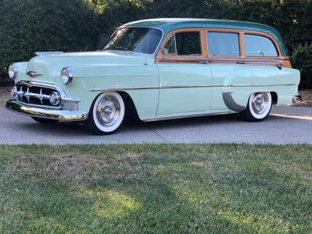 1953 Chevrolet Townsman Tin Woody Wagon For Sale Photos