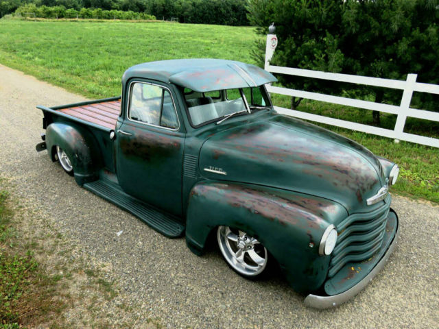 Used 1953 Chevrolet 3100 Panel Truck For Sale  CarGurus