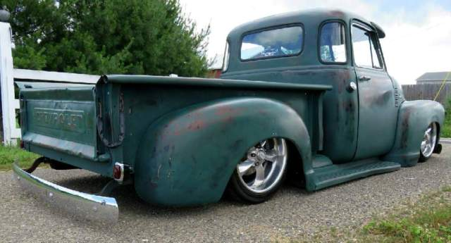 1953 chevrolet truck 3100 5 window short bed patina 1 2 for 1953 chevrolet 5 window pickup for sale