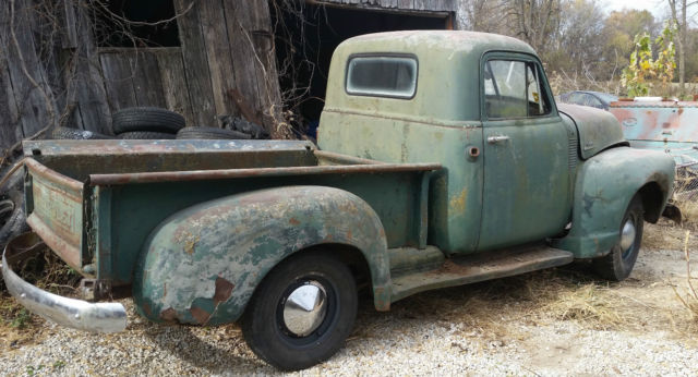 1953 Chevrolet Other Pickups 3100 Standard Cab Pickup 2-Door