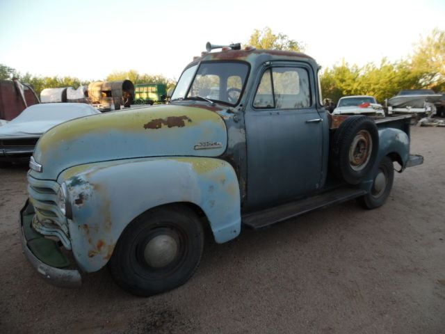 1953 Chevrolet Other Pickups 1953 Chevrolet Truck 5 Window Short Bed 3100 -