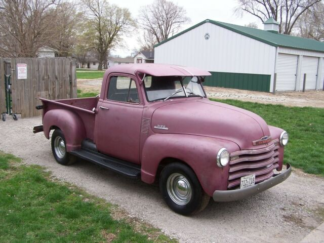 1953 Chevrolet Other Pickups 3100 3W SHORTBED