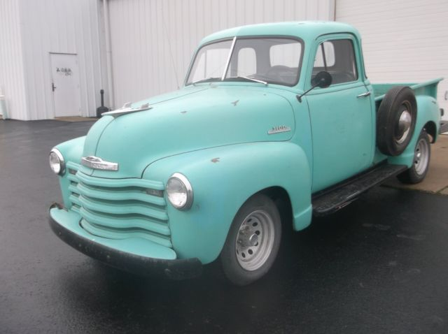 1953 Chevrolet Other Pickups 3100