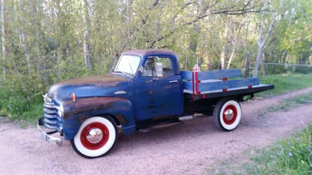 1953 Chevrolet Other Pickups flatbed
