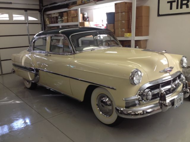 1953 chevy belair 4 door for sale photos technical for 1953 chevrolet belair 4 door