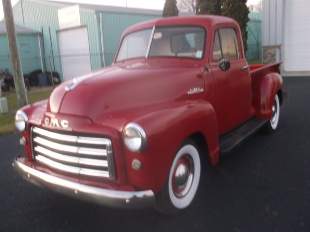 1953 Chevrolet Other Pickups GMC