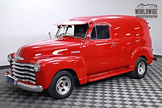 1953 Chevrolet Other Pickups Panel Pickup Truck