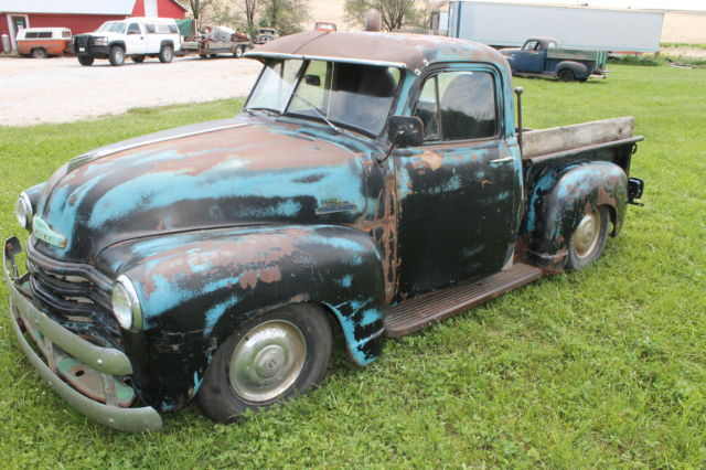 1953 chevy pickup truck patina rat rod chassis swap 47 48 49 50 51 Classic VW Bug Rat Rod 1953 chevy pickup truck patina rat rod chassis swap 47 48 49 50 51 52 53