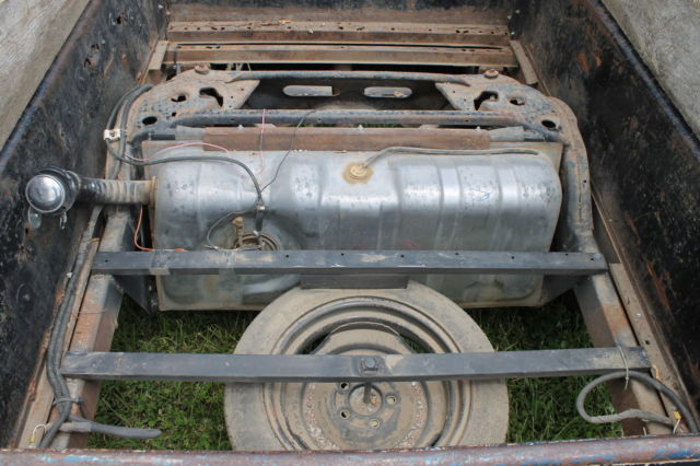 1953 Chevy Pickup Truck Patina Rat Rod chassis swap 47 48 49 50 51 52 53 for sale: photos