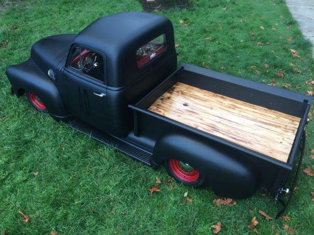 1953 chevy truck 3100 bagged hot rod rat rod air ride no reserve pro 52 Chevy Pickup 1953 chevy truck 3100 bagged hot rod rat rod air ride no reserve pro build