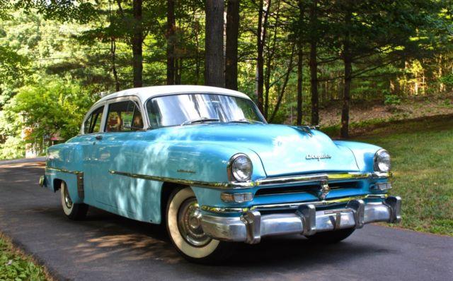 1953 chrysler for sale