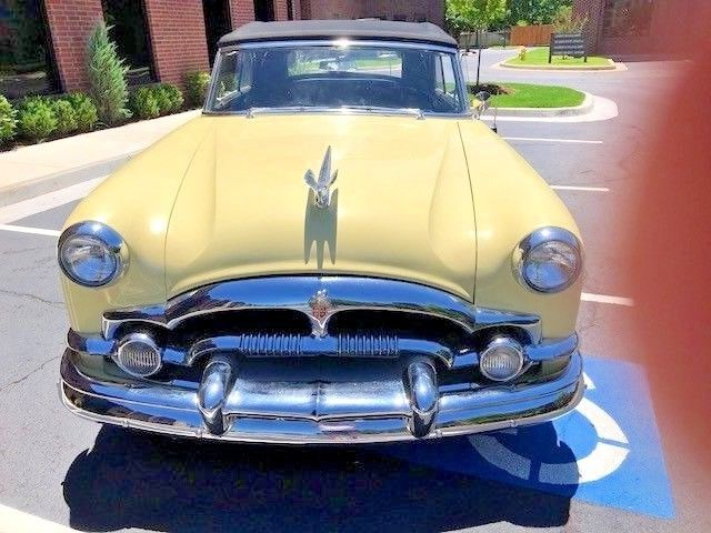1953 Packard 200 Leather