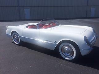 1953 Corvette Replica For Sale Photos Technical Specifications