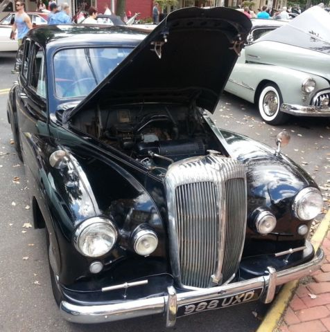 1953 Other Makes Daimler  Conquest DJ250