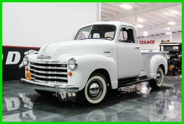 1953 Chevrolet 3100 Deluxe 5 window