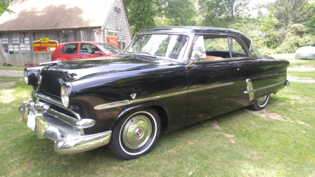 1953 ford crestline 2 door sedan for sale photos for 1953 ford 4 door sedan